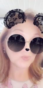 Nydia's Snapchat